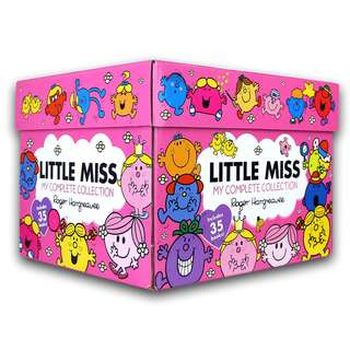 🚚 Little Miss: My Complete Collection Box Set