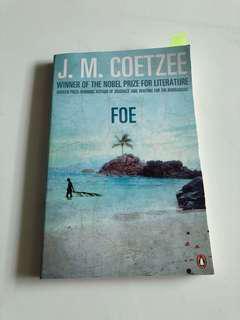 🚚 Foe - J. M. Coetzee