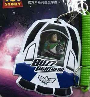 🚚 皮克斯系列造型悠遊卡-巴斯光年 玩具總動員