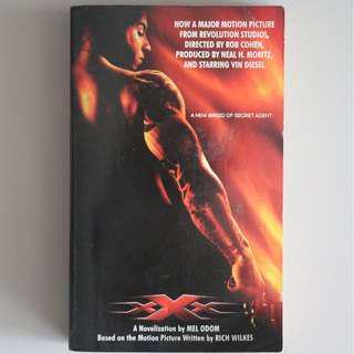 xXx by Mel Odom