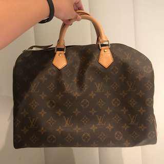 Louis Vuitton Speedy (class a)
