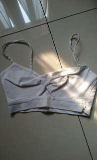 Zara crop top size xs fit to small