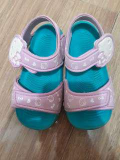 Hello kitty rubber sandals