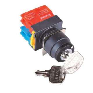 Key Selector switch (22mm)