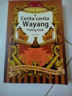 "Cerita-cerita Wayang ""Paling Unik"""