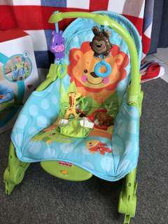美國費雪Fisher Price 寶寶安撫椅原價$2800