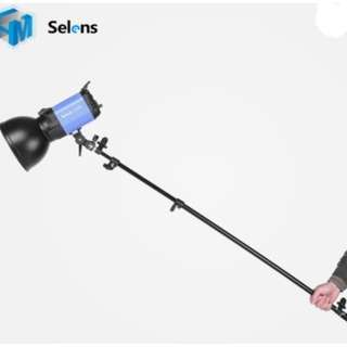 Selens Photo Studio Extension Support Rod