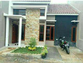 Rumah harga 180jt dekat dengan stasiun