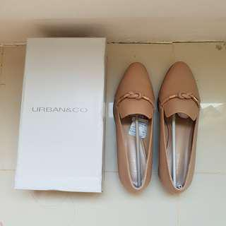 URBAN & CO SHOES GRACE NUDE SIZE 38