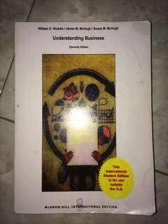 Understanding Business (McGraw-Hill)