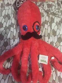 Octopus Stuffed Toy
