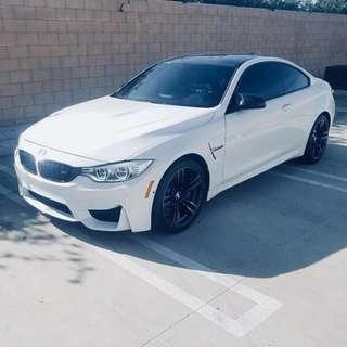 BMW M4 正2015年