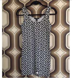 📍SALE📍F21 Aztec Printed Bodycon Dress