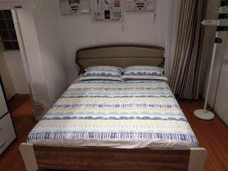 BED SET WESTVILLE 2