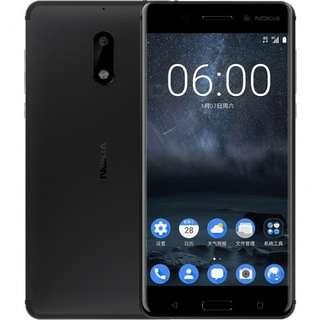 Kredit Nokia 6