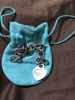 Tiffany & Co. Bracelet RTT Heart