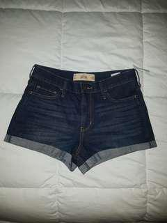 Hollistor high waist BNWT short short