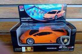 Petron Car Lamborghini Orange Huracan