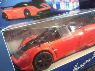 Petron Car Huayra BC Red