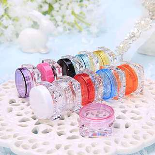 5gram cosmetic jar container
