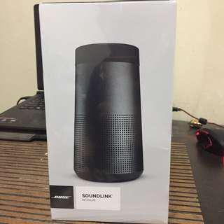 🆕 Bose Soundlink Revolve Speaker (black)
