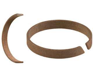Guide Ring Pusat Pembuatan Karet Seal