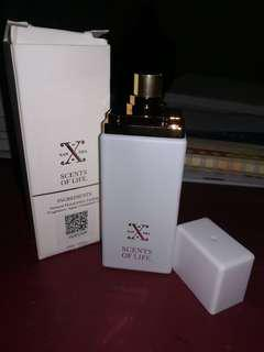 De'Xandra Eau de Parfums - Scents of Life