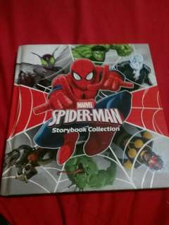 MARVEL SPIDER MAN STORYBOOK COLLECTION