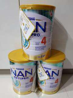 NESTLE NAN OPTIPRO KID 4 (1.8kg)