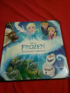 DISNEY FROZEN STORY BOOK COLLECTION