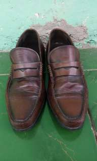 Sepatu Tandy Formal not Sperry Timberland