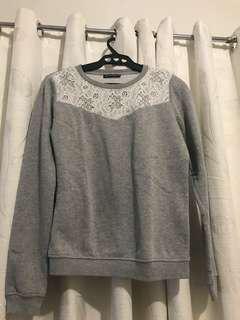 Terranova sweater grey