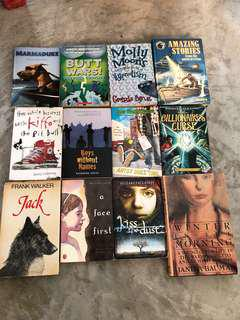 $0.99 cheapest children books 10 to 14 years primary secondary exciting variety