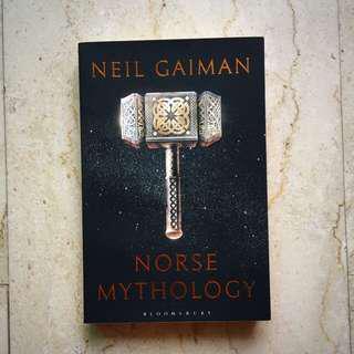 Brand New Norse Mythology by Neil Gaiman