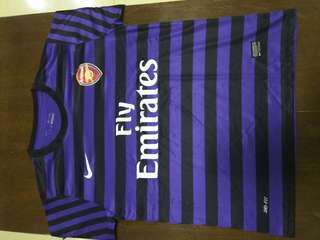 Nike Arsenal Jersey (Purple)