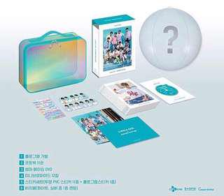 Wanna One Summer Package Member Loose Set