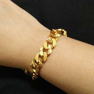 Gold Bracelet (zhulian brand)