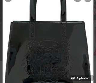 Kenzo tote bag authentic