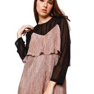 Dress wanita+inner