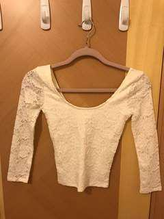Hollister Top XS 95%new A&f