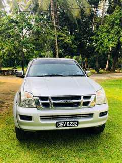 2006 Isuzu D-max 2.5(M) 4x2