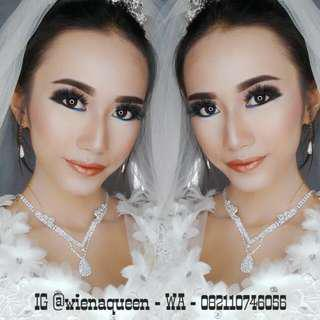 Make Up Pengantin Bridal