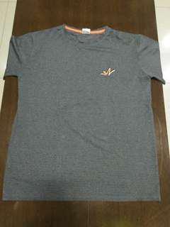 Wengman Black T-Shirt (Dri-fit)