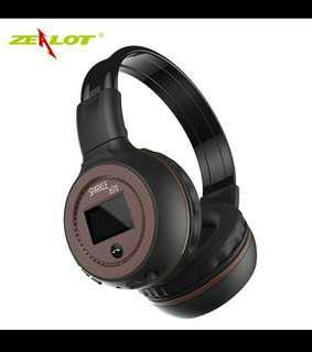 🔊Zealot B570 Wireless Bluetooth Headphone Stereo Headset LCD