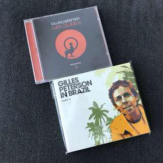 Gilles Peterson Single/Double CD Album