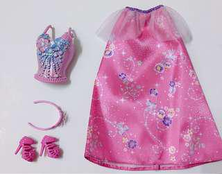 Barbie Mermaid clothes set