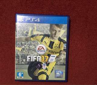 Kaset Fifa 2017 - PS4