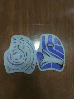 Aquasphere - Swimming Hand Paddles