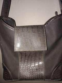 Gray small bag