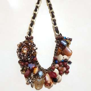Gypsi's Grips Necklace
